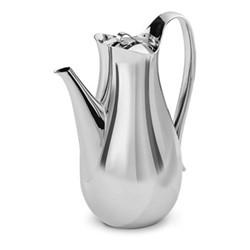 Drift Coffee pot, 2 litres, silver
