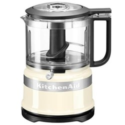 Mini Food processor, 830ml, almond cream