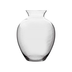 Charlton Medium vase, H40 x D31.2cm, clear
