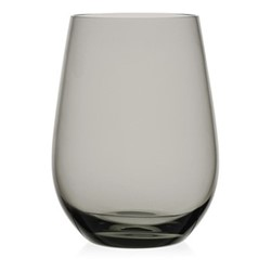 Atlantic Water glass, 11.5cm - 400ml, smoke grey