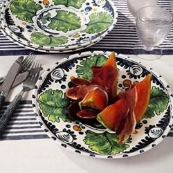 Aragonez Set of 4 plates, D28cm