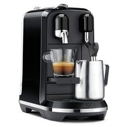 Creatista Uno Nespresso coffee machine, 2 litre, black