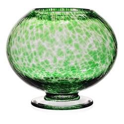 Studio - Vanessa Rose bowl, 18cm, forest green