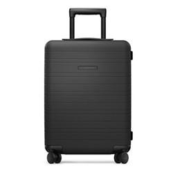 H5 - Smart Luggage Cabin suitcase, H40 x W20 x D55cm, graphite