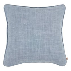 Florence Scatter cushion cover, 45 x 45cm, harry flax blue