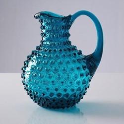 Bobble Jug, 2 litre, turquoise