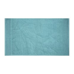 Egyptian Cotton Bath mat, 50 x 90cm, steel blue