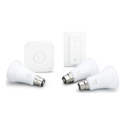 Philips Hue -A60, B22 Starter Kit, white & colour ambience