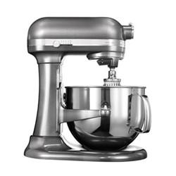 Artisan Stand mixer - 5KSM7580XBMS, 6.9 litre, medallion silver