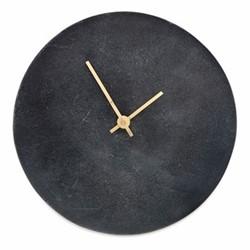 Okota Clock, Dia38cm, black
