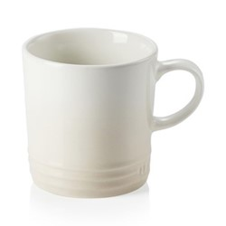 Stoneware Mug, 350ml, meringue