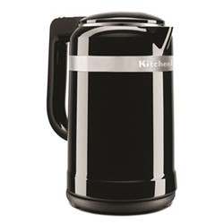 Design Kettle, 1.5 litre, onyx black