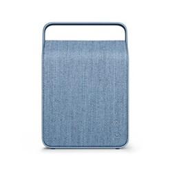 Oslo Portable speaker, H27 x W18cm, mountain blue