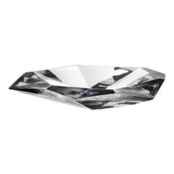 Precious Platter, H5.4 x W31.5cm, glass