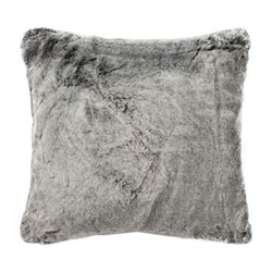Dalmar Cushion with pad, L75 x W50cm, smoke