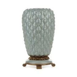 Ananas Pineapple vase, sage green