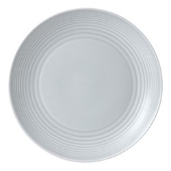 Gordon Ramsay - Maze Set of 6 dinner plates, 28cm, light grey