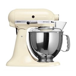 Artisan Stand mixer, 4.8 litre, cream