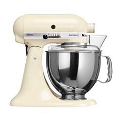 Artisan Stand mixer - 5KSM175PSBAC, 4.8 litre, cream