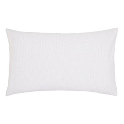 Tua Pair of standard pillowcases, 74 x 48cm, blush