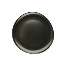 Junto Salad plate, 22cm, slate grey