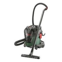 UniversalVac 15 Corded vacuum cleaner, 59.6 x 46 x 40cm, green