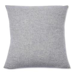 Suo Cushion cover, 45 x 45cm, soft grey