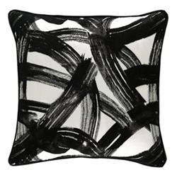 Momentum 12 Typhonic Cushion, L50 x W50cm, onyx