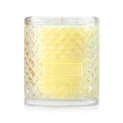 Woven Crystal Scented candle, 198g, bitter orange