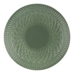 Atrium Bowl, 30.5cm, green
