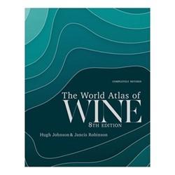 World Atlas Of Wine (8th Edition) - Robinson, Jancis & Johnson, Hugh