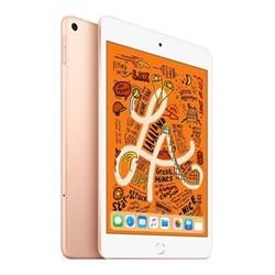 "2019 iPad mini 5, Wi-Fi + Cellular, 64GB, 7.9"", gold"