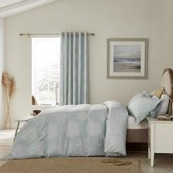 Coraline King size duvet cover, L220 x W230cm, marine