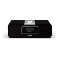 Blutune 200 Bluetooth DAB/DAB+/FM/CD sound system, H22 x W45 x D33cm, black