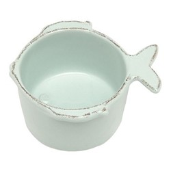 Marina Set of 6 condiment bowls, D8cm, aqua