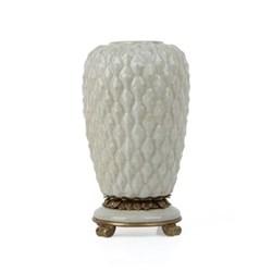 Ananas Pineapple vase, white