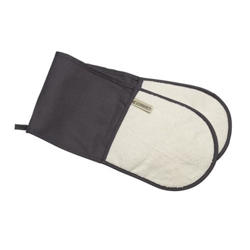 Textiles Double oven glove, flint