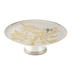 Chelsea Collection Cake stand, 27cm, light grey