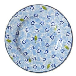 Lawn Tiny plate, D13cm, light blue
