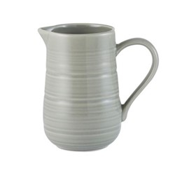 William Mason Pitcher jug, 900ml, grey