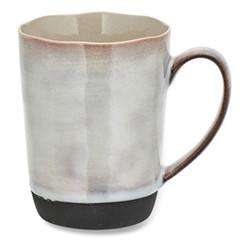 Edo Tall mug, H11 x Dia8.5cm, slate