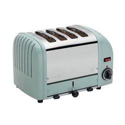 Classic Vario 4 slot toaster, eucalyptus