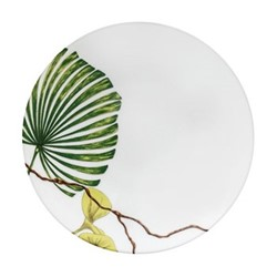 Ikebana - Envie Set of 6 bread and butter plates, 15.5cm, Palme