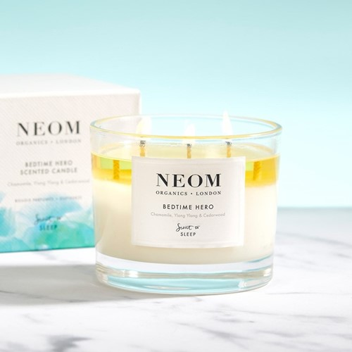 Scent to Sleep - Bedtime Hero 3 wick scented candle