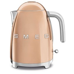 50's Retro Kettle, 1.7 litre, rose gold