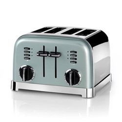 Style Collection CPT180GU 4 Slice toaster, light pistachio