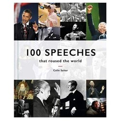 100 Speeches That Roused The World - Salter, Colin