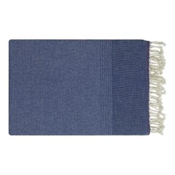 Classic Beach towel, 90 x 170cm, blue