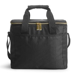 City Cooler Bag, 34x27, Black