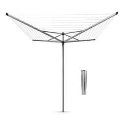 Topspinner Rotary clothes dryer, 40m